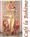 Logo von Café La Bohème