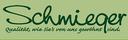 Logo von Schmieger - Partyservice und Metzgerei