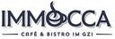 Logo von IMMOCCA - Café & Bistro im GZI