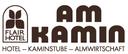 Logo von Flairhotel AM KAMIN