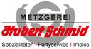 Logo von Metzgerei Hubert Schmid