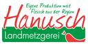 Logo von Landmetzgerei Hanusch - Filiale Leeder