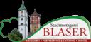Logo von Stadtmetzgerei Blaser Inh. Andreas Kiechle