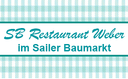 Logo von SB Restaurant Weber | im Sailer Baumarkt