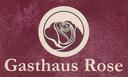 Logo von Gasthaus Rose