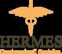 Logo von Hermes | Geschmackvoll Genießen.