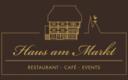 Logo von Haus am Markt | Restaurant - Café - Events