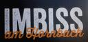 Logo von Imbiss am Hornbach