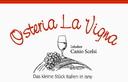 Logo von L'Osteria la Vigna