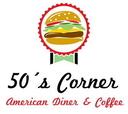 Logo von 50's Corner | American Diner & Coffee