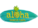 Logo von aloha | beach café
