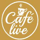 Logo von Café live