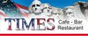 Logo von TIMES Cafe - Bar - Restaurant