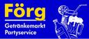 Logo von Förg - Getränkemarkt | Partyservice