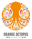 Logo von Orange Octopus