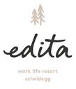 Logo von edita - Hotel - work life resort