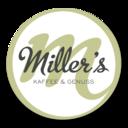 Logo von Miller's | Kaffee & Genuss