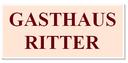 Logo von Gasthaus Ritter