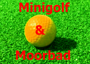 Logo von Minigolf & Moorbad Buchenberg