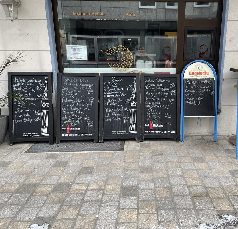 hier erscheint in Kürze die Tagesempfehlung vom Park Café in Immenstadt