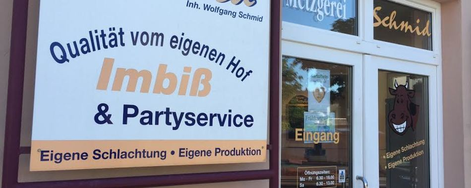 Metzgerei zum Schmid - Weilheim