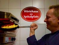 Wirtshaus am Spitalplatz in Landsberg am Lech