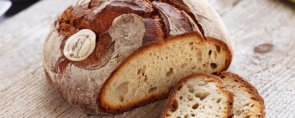 Brotspezialitäten der Bäckerei Schwarz