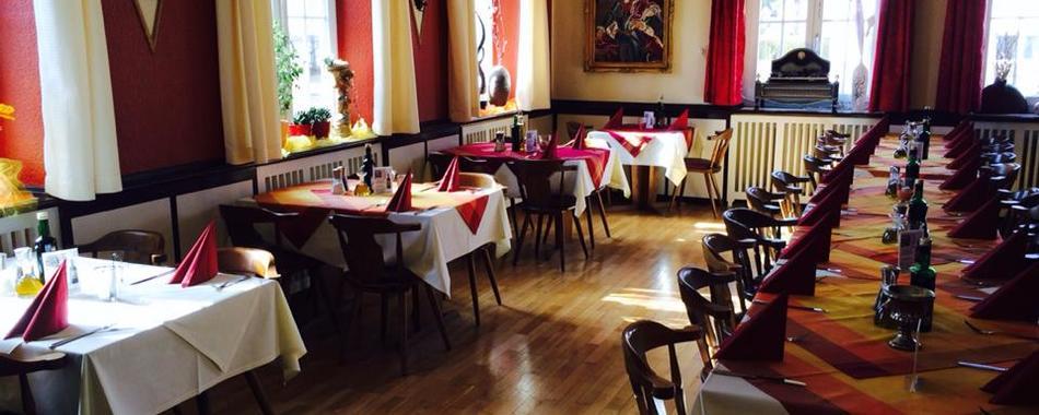 Ristorante Pizzeria Falcetta - sitzen - feiern - genießen - Buon Appetito