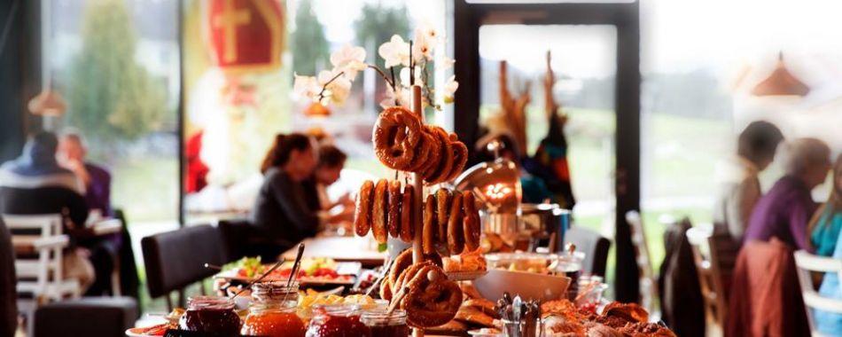 Bäckerei Lipp - Frühstück in unseren Cafés
