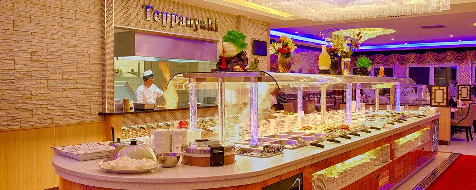 Asia BBQ - Mongolisches Abendbuffet -