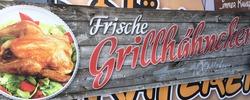 Happy Eat - knusprige Hendl vom Grill