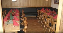 Ihre Feier ist gut aufgehoben in der Weinstube zum Hasen in Bad Waldsee