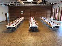 Gasthof Hirsch in Betzigau - der ideale Rahmen für Ihre Veranstaltung - alles da - auch die Technik stimmt