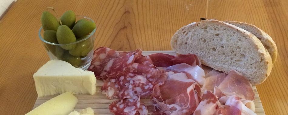 italienische Spezialitäten - zur Brotzeit -  im Sapori d'Italia - Buon Appetito!