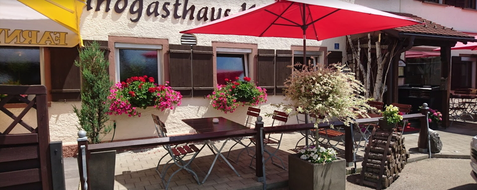 Landgasthof Krone in Niederwangen - täglich wechselnder Mittagstisch