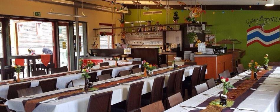 Perfekte Räumlichkeiten für Ihre Familienfeste - Dao Gaststätte und Imbiss, Mittagstisch, Mittagsbuffet und mehr