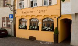 """Restaurant """"Ente"""" in Biberach - entspannen - genießen - wohlfühlen"""