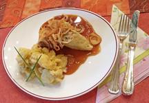 Mittagstisch in Bad Wurzach