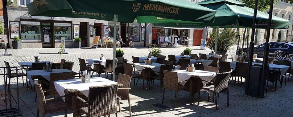 gemütlich sitzen und genießen - Ristorante - Pizzeria Toscana Due - täglich wechselnde Mittagsgerichte