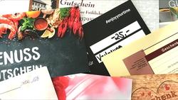 Gutscheine Verlosung für Empfehlung von Mittagstisch Lokalen und Aboessen Anbietern in und um Landsberg