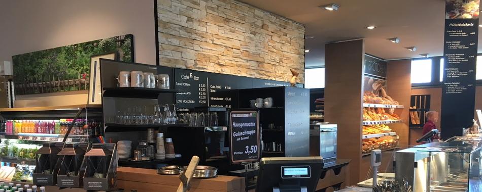 Mittagstisch und Snacks - im CaféE - Langenargen - Esslinger
