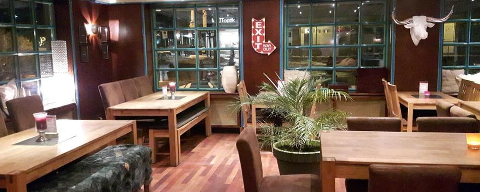 gemütlich sitzen und genießen - in Sarah's Diner in Kressbronn - nicht nur zum Mittagstisch