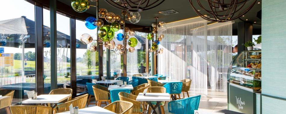 gemütlich sitzen und genießen - Coffee Friends in Dietmannsried - nicht nur zum Mittagstisch