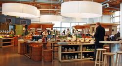 Das Restaurant im Lindaupark - Mittagstisch mit wechselnden Angeboten von Montag bis Freitag  - frisch, schnell, ehrlich, lecker
