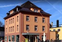 Das Künstlerhaus in Kempten - gemütlich sitzen und genießen - nicht nur zum Mittagstisch