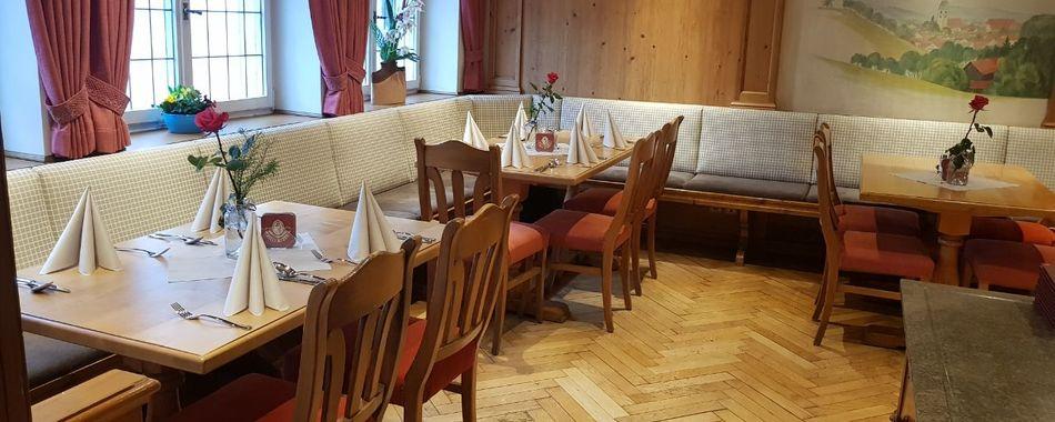 Essen gehen im Gasthaus Zum Löwen in Lindenberg. Alle Restaurants, Wochenmenüs und Tagesmenüs. Das Gasthaus zum Löwen, das traditonsreiche Meckatzer Wirtshaus bietet Ihnen eine vielfältige Auswahl an wechselnden Mittagessen.