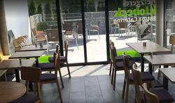 Bei gutem Wetter -Essen auf der Terrasse der Metzgerei Klobeck in Weilheim. Wochenmenüs und Tagesmenüs. Die Metzgerei Klobeck in Weilheim bietet Ihnen eine vielfältige Auswahl an wechselnden Mittagessen.