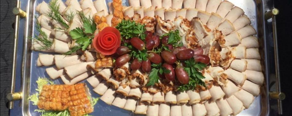 Essen und feiern zu Hause - Die Metzgerei Klobeck bietet Ihnen das perfekte Catering für Ihre Veranstaltung