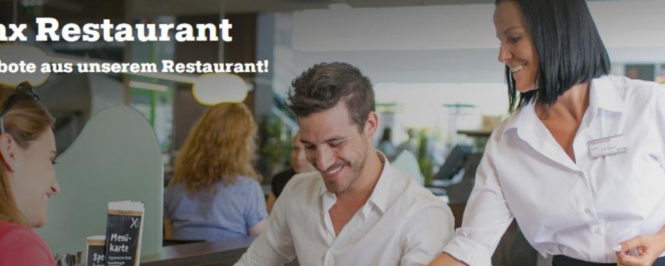 Essen gehen in Kempten im mömax Restaurant. Alle Restaurants, Imbisse, Wochenmenüs und Tagesmenüs. Das mömax Restaurant bietet Ihnen eine vielfältige Auswahl an wechselnden Mittagessen und Mittagsgerichten