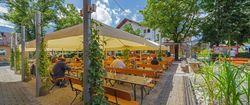 Essen gehen in Pfronten im Braugasthof Falkenstein. Alle Restaurants, Wochenmenüs und Tagesmenüs. Der Braugasthof Falkenstein bietet Ihnen eine vielfältige Auswahl an wechselnden Mittagessen und Mittagsgerichten